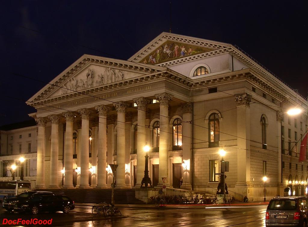 München Bayerische Staatsoper
