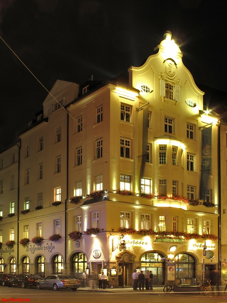 München Weisses Bräuhaus