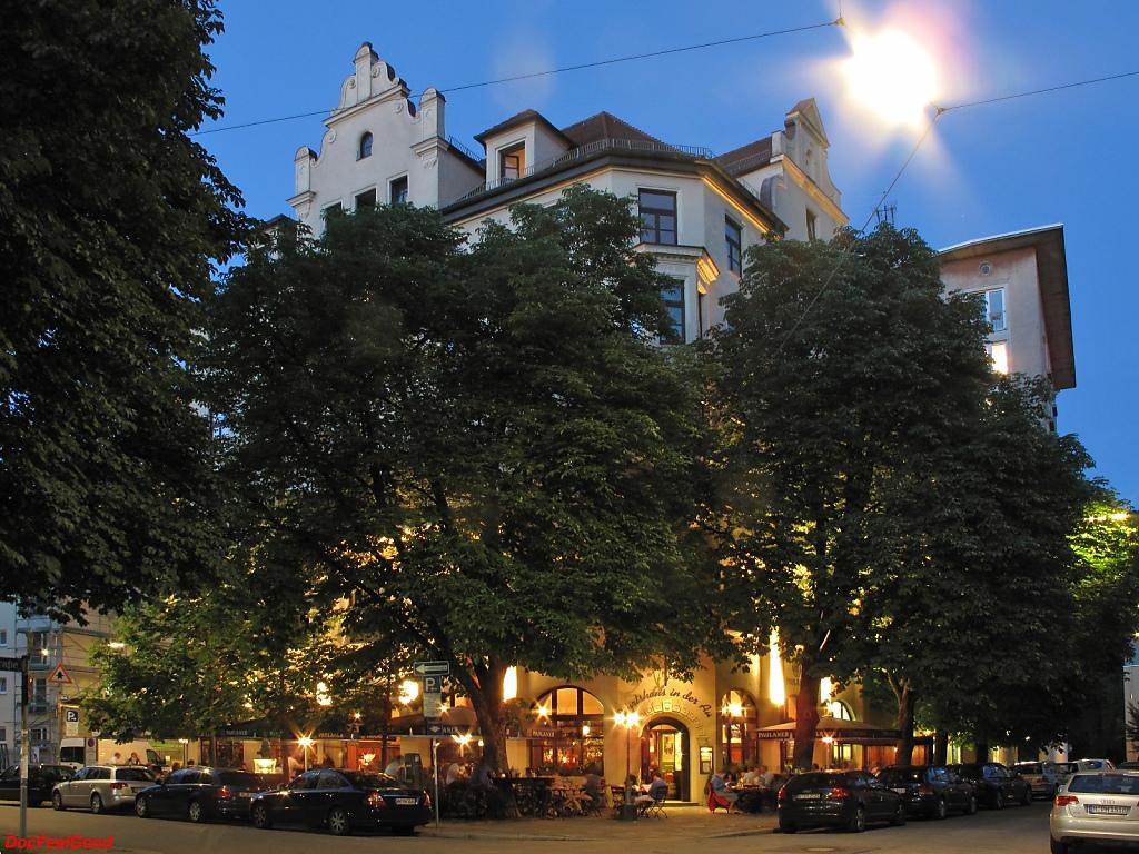 München Paulaner Wirtshaus