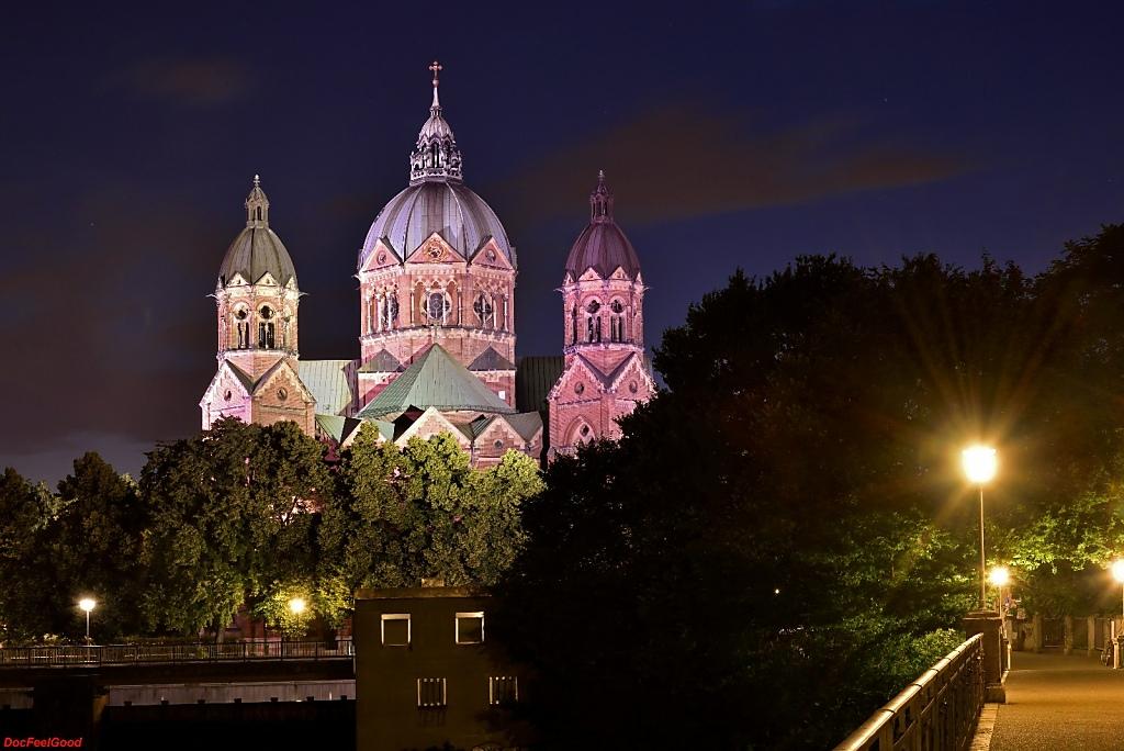 München St Lukas Kirche