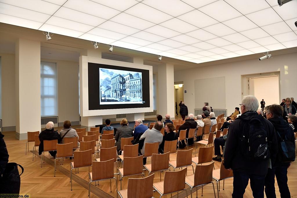 Potsdam Museum Barberini Kinosaal