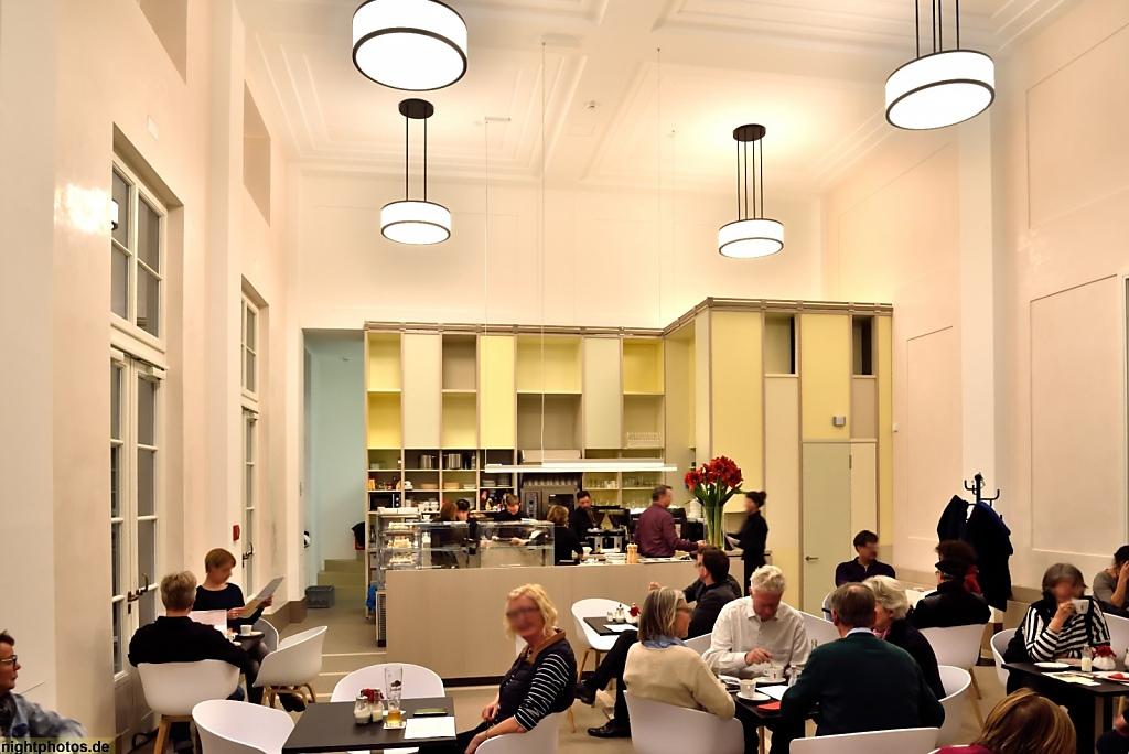 Potsdam Museum Barberini Cafeteria