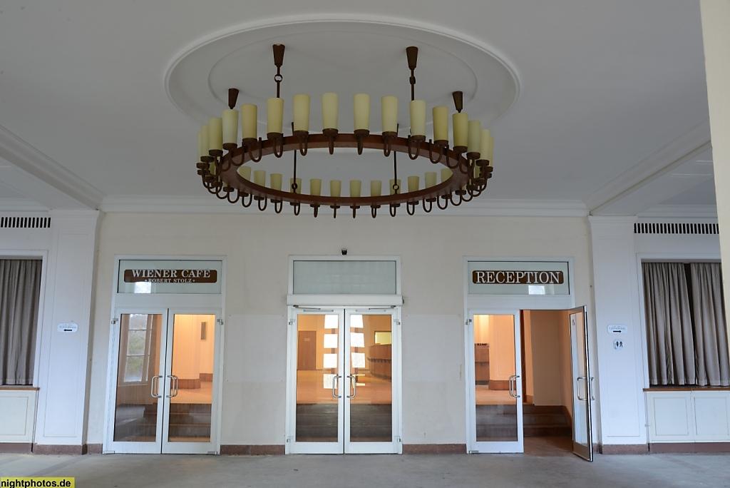 Wandlitz ehemalige FDJ Jugendhochschule am Bogensee