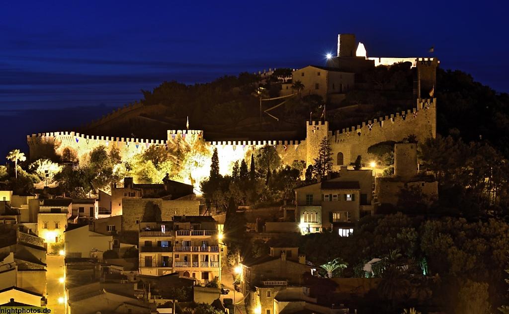 Mallorca Capdepera Blick vom Puig de Son Jordi