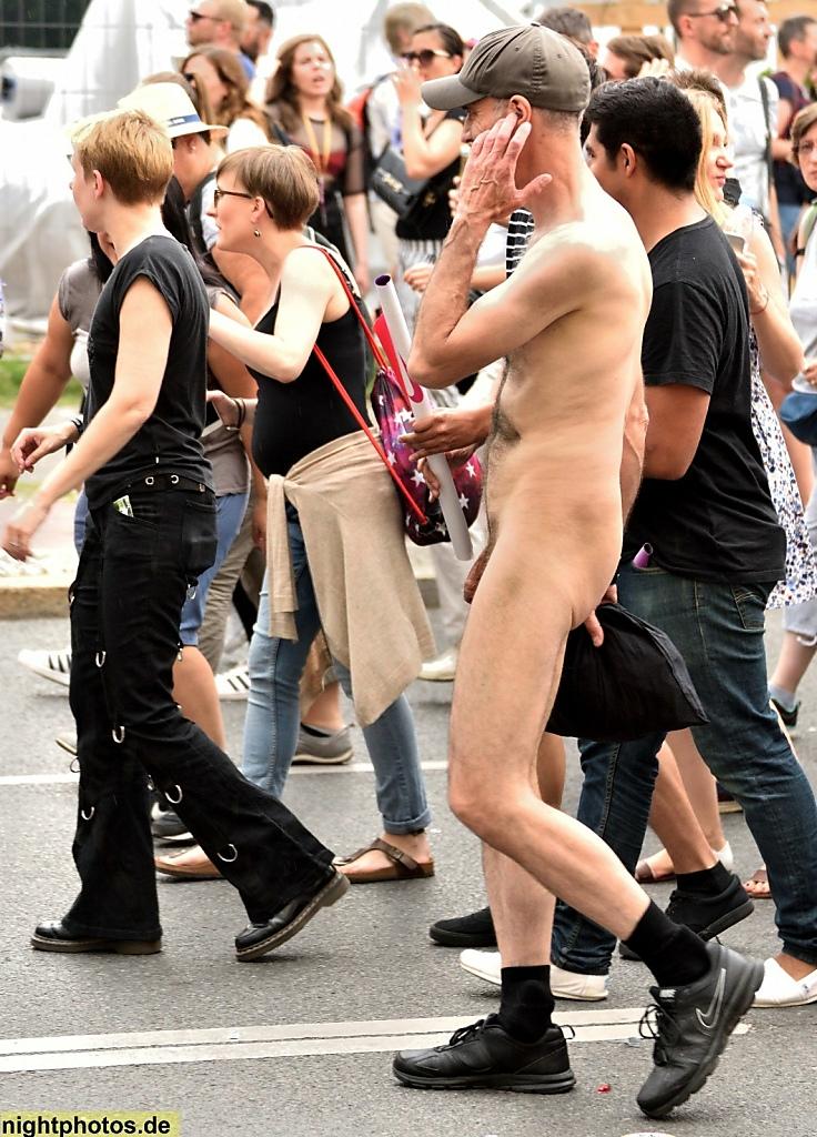 Berlin Christopher Street Day 2017
