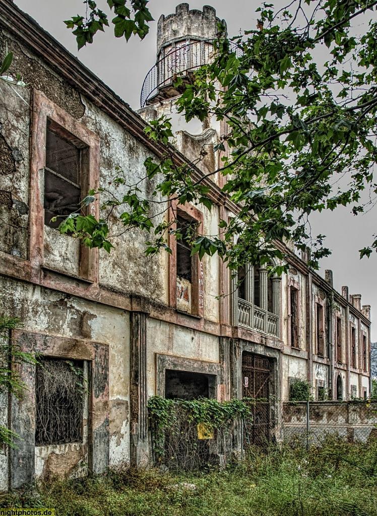 Mallorca Ruine Teppichfabrik (11)