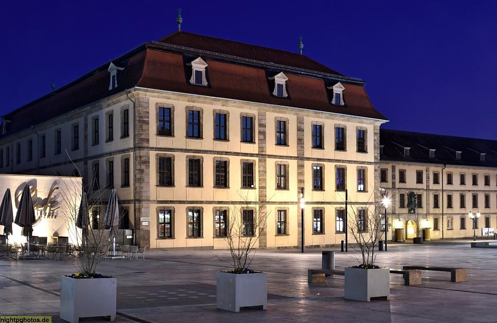 Fulda Vonderau-Museum erbaut 1584-1732 als Päpstliches Seminar und Schule der Jesuiten