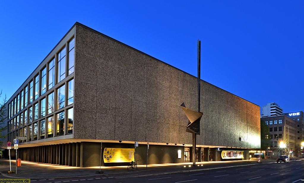 Berlin Charlottenburg Deutsche Oper erbaut 1957-1961 von Fritz Bornemann